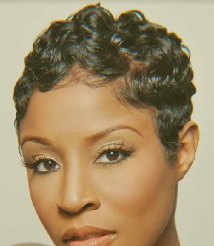 New 20 Best Finger Waves Images On Pinterest Short Cuts Ideas With Pictures