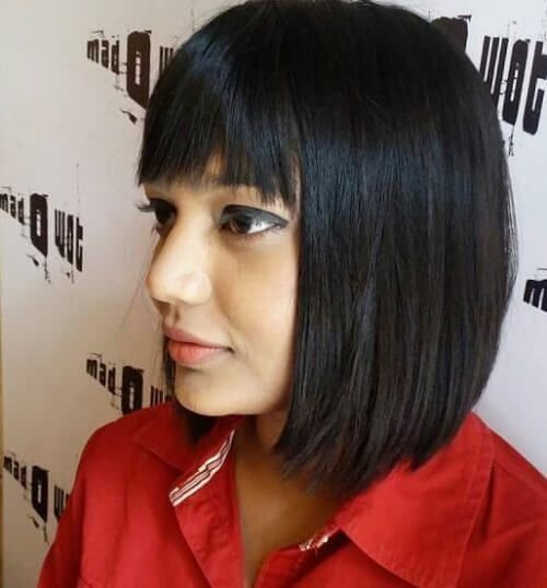 New 63 Best Short Indian Hairstyles Images On Pinterest Bob Cuts Indian Hairstyles And Bob Ideas With Pictures