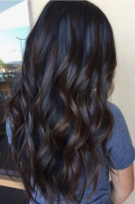New Best 25 Dark Brunette Balayage Ideas On Pinterest Ideas With Pictures