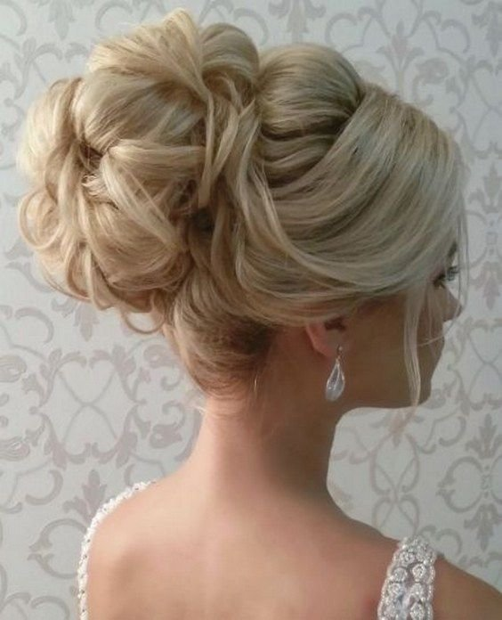 New 45 Most Romantic Wedding Hairstyles For Long Hair Ideas With Pictures