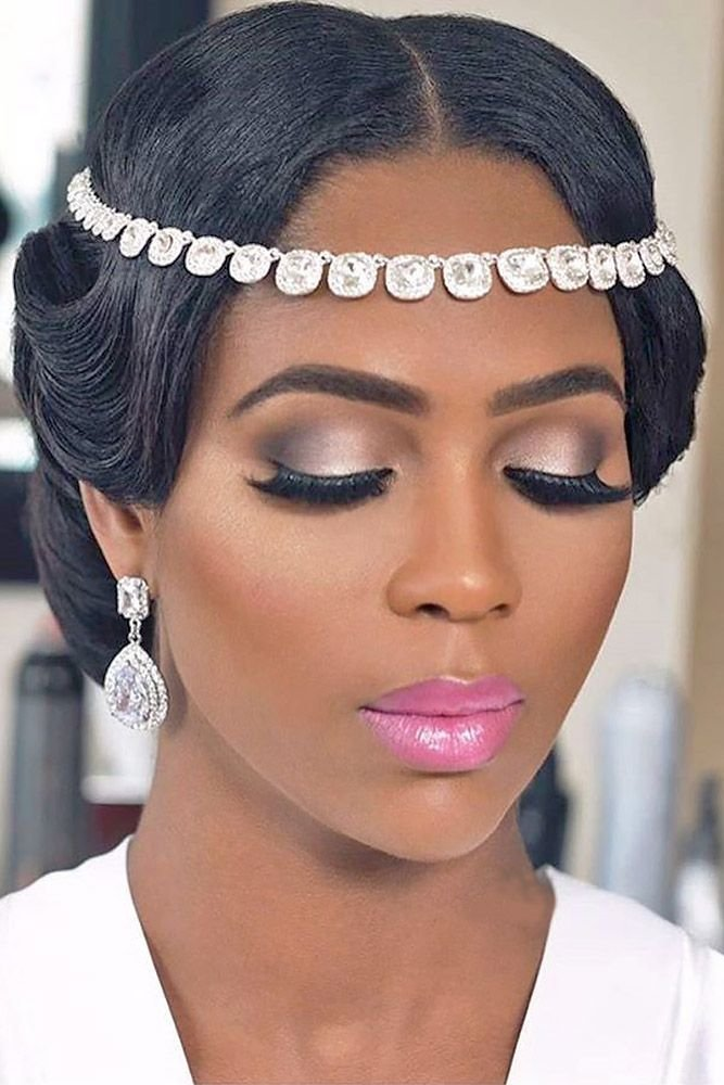 New 42 Black Women Wedding Hairstyles The Luckiest Wedding Ideas With Pictures