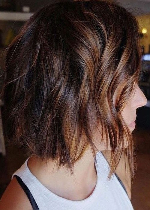 New 30 Fall Winter Hair Color Ideas For Short Hairstyles 2018 – 2019 Hair Hair Styles Fall Ideas With Pictures