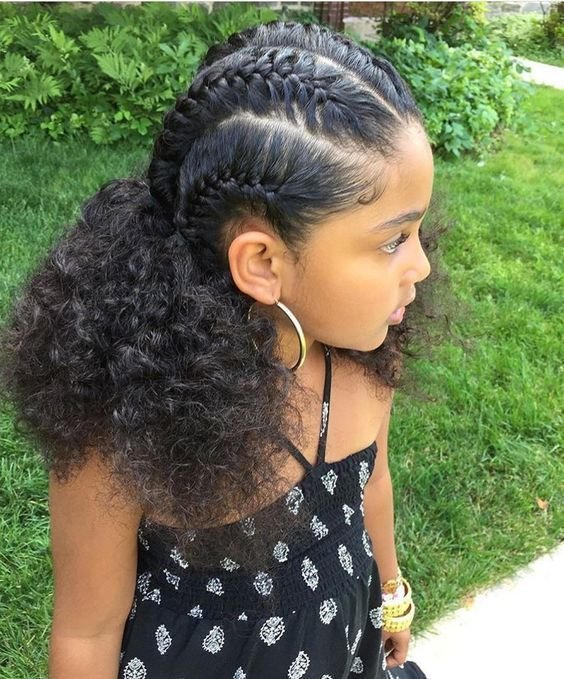 New Simple And Easy Back To School Hairstyles For Your Natural Ideas With Pictures