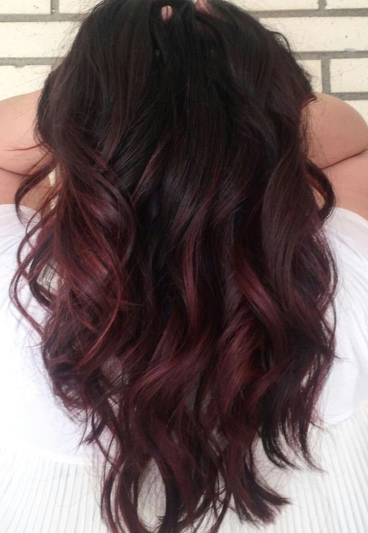 New Best 25 Chocolate Cherry Hair Ideas On Pinterest Black Ideas With Pictures