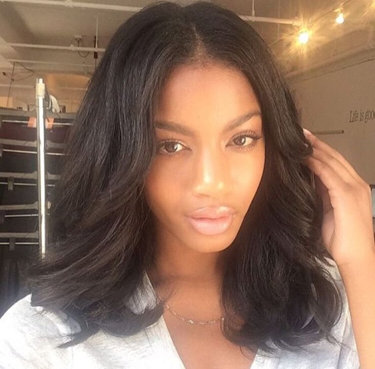 New Best 25 Medium Weave Hairstyles Ideas On Pinterest Medium Length Weave Hairstyles Black Hair Ideas With Pictures