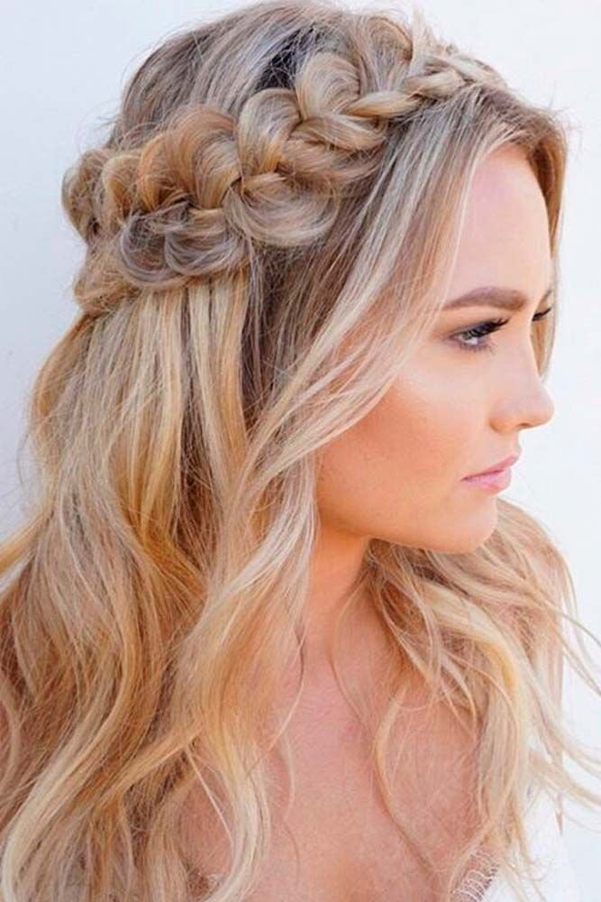 New 18 Nice Holiday Half Up Hairstyles For Long Hair Hair Ideas With Pictures
