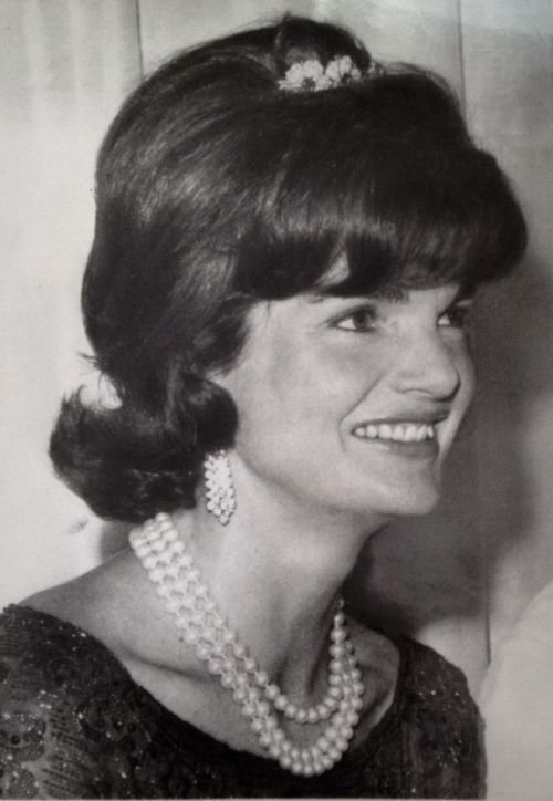New 36 Best Jackie Kennedy S Hairstyles Images On Pinterest Ideas With Pictures