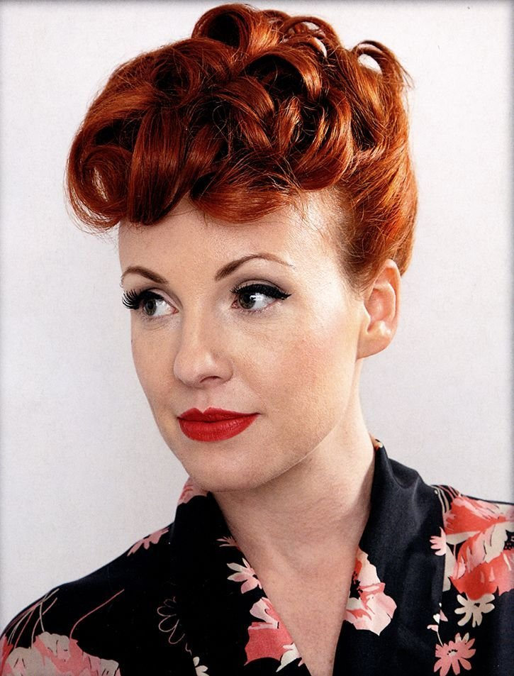 New The 1950 S Poodle Hairstyle Tutorial Hairstyleinsider Ideas With Pictures