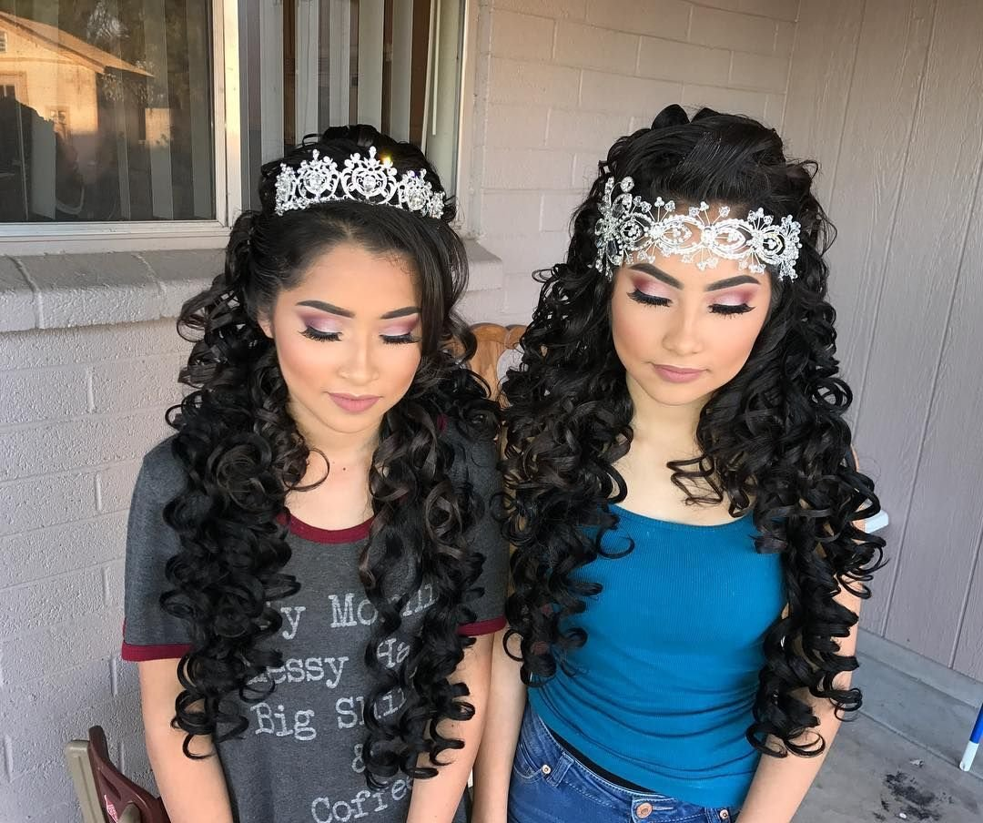 New 20 Absolutely Stunning Quinceanera Hairstyles With Crown Ideas With Pictures Original 1024 x 768