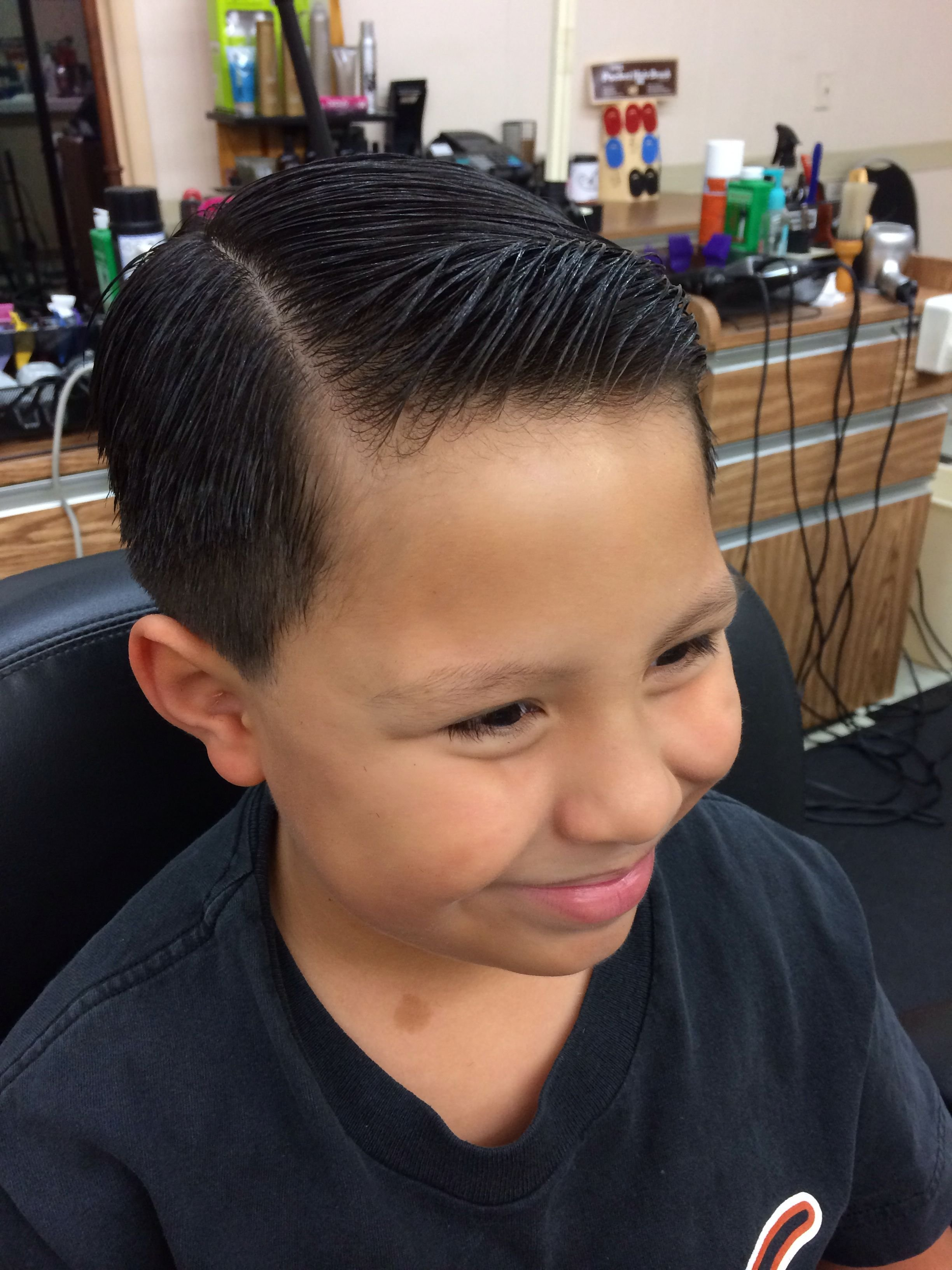 New Little Boys Haircut Barber Shop Hair Cuts Boy Ideas With Pictures