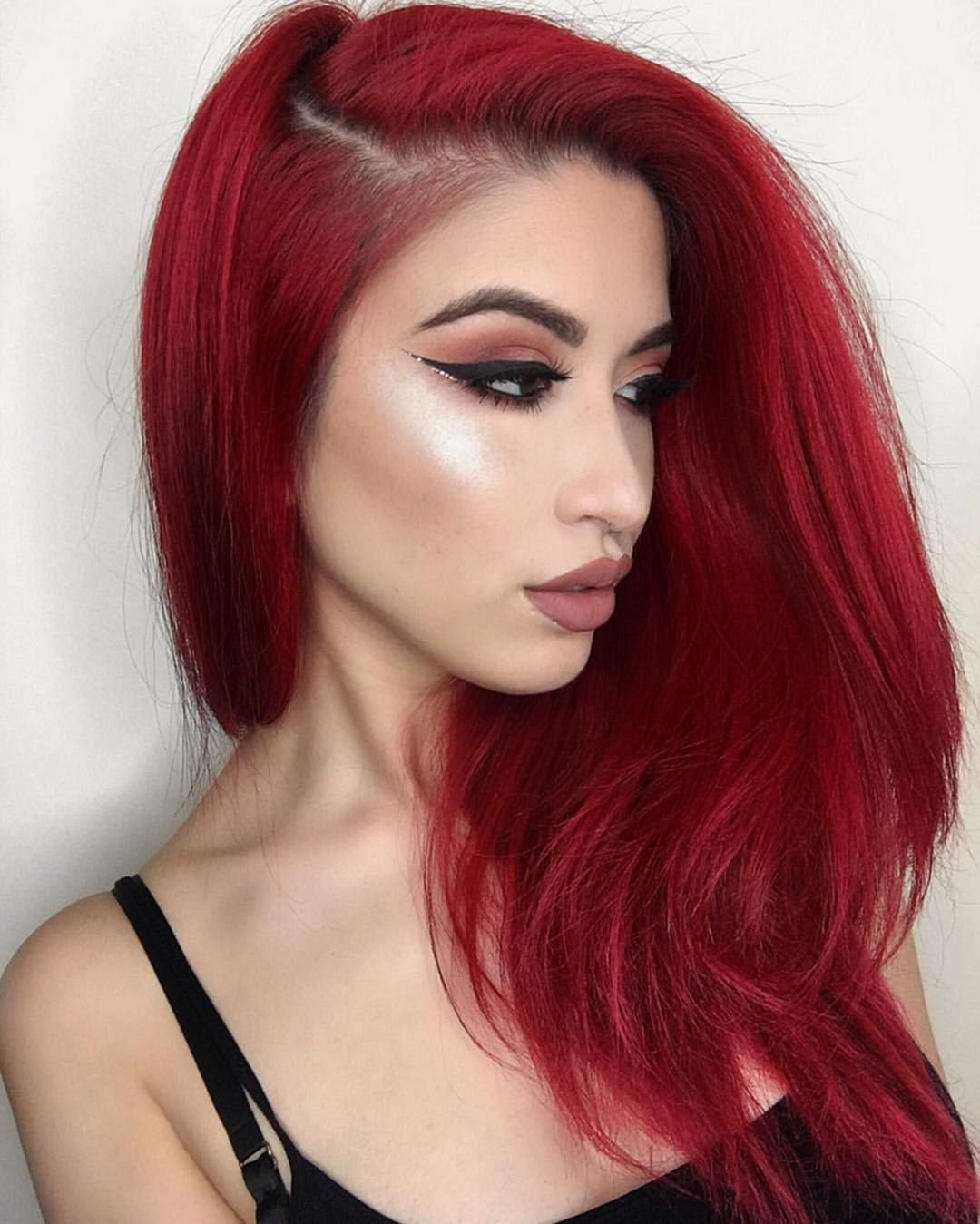 New Pin By Wifey G On Fresh Ta Deff V Pinterest Hair Red Hair Color And Hair Styles Ideas With Pictures