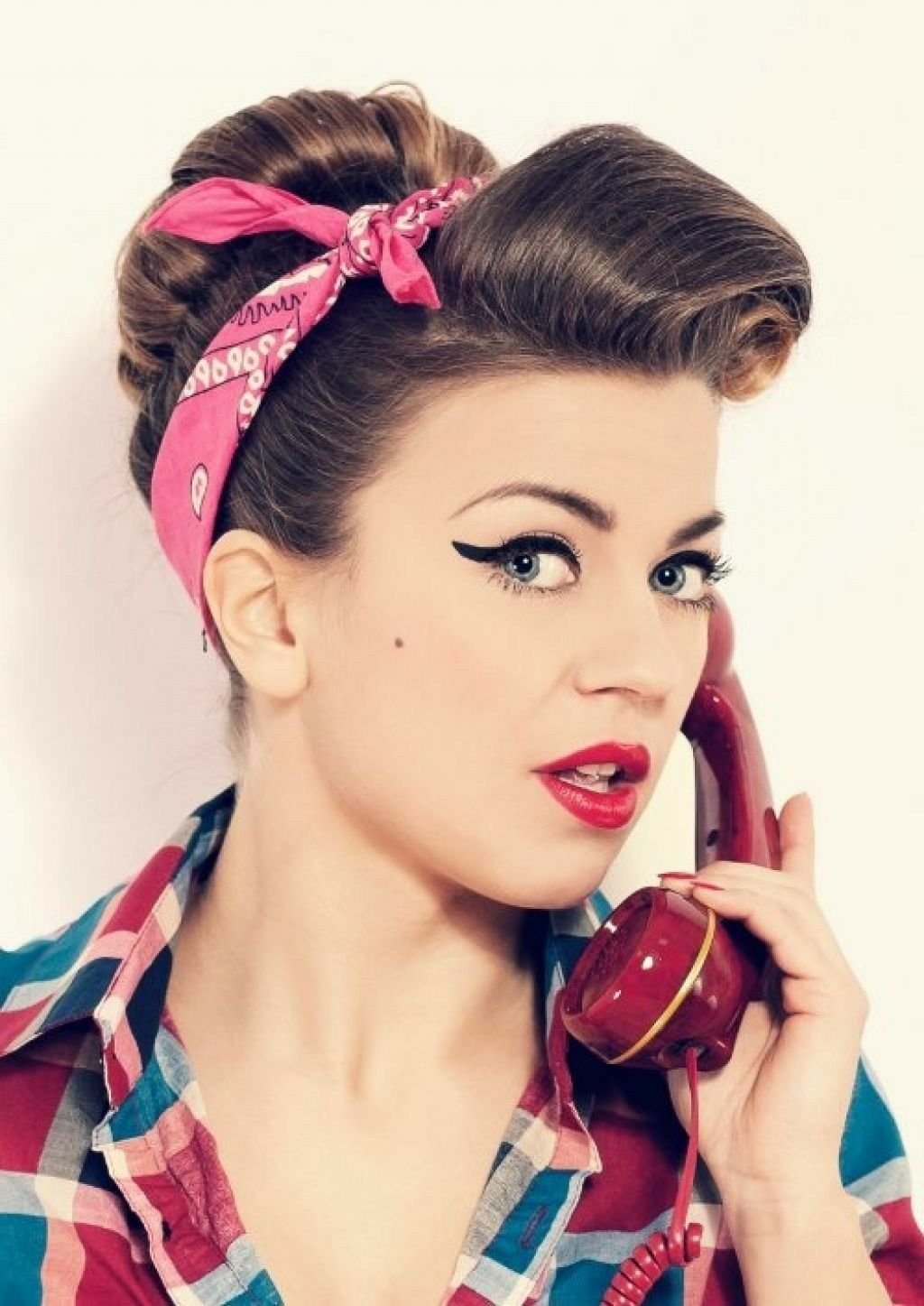 New Pin By Grace Conaghan On Hair Stuff Hair Styles 50S Ideas With Pictures