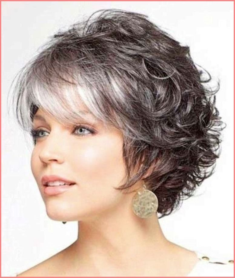 New Hairstyle 2015 · Short Curly Hairstyle With Short Bangs Ideas With Pictures