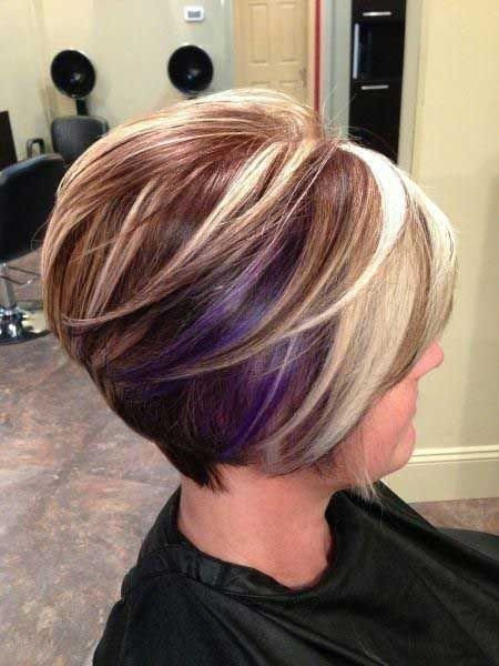 New Great Hair Colors For Short Hair Fashion Forward Ideas With Pictures