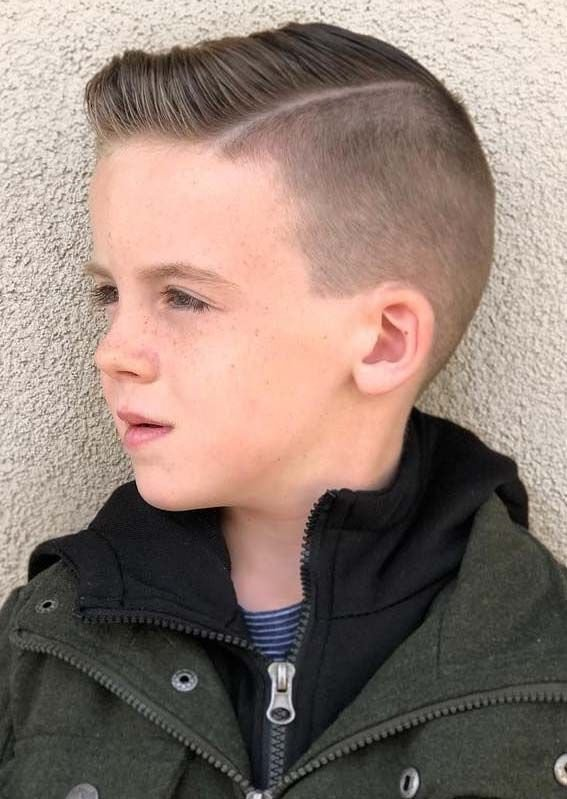 New 16 Cute Little Boy Hairstyles Haircuts For 2019 Ideas With Pictures