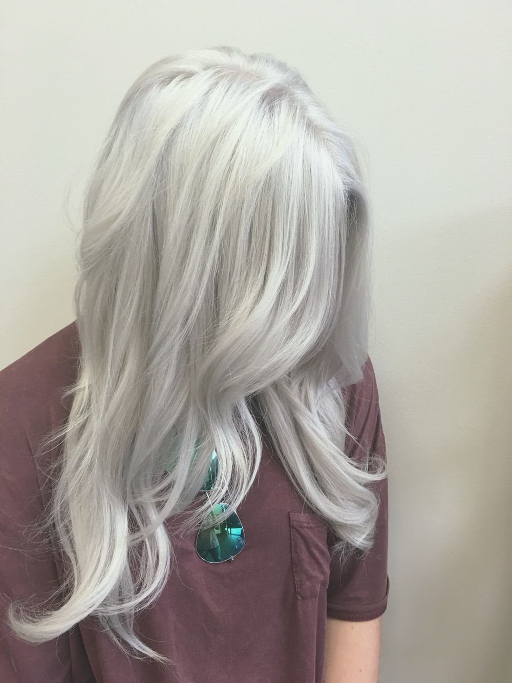 New Silver Hair White Hair Gray Hair Old Lady Hair Color Ideas With Pictures