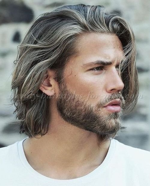 New Medium Length Hairstyles For Men In 2019 Hair Styles Ideas With Pictures
