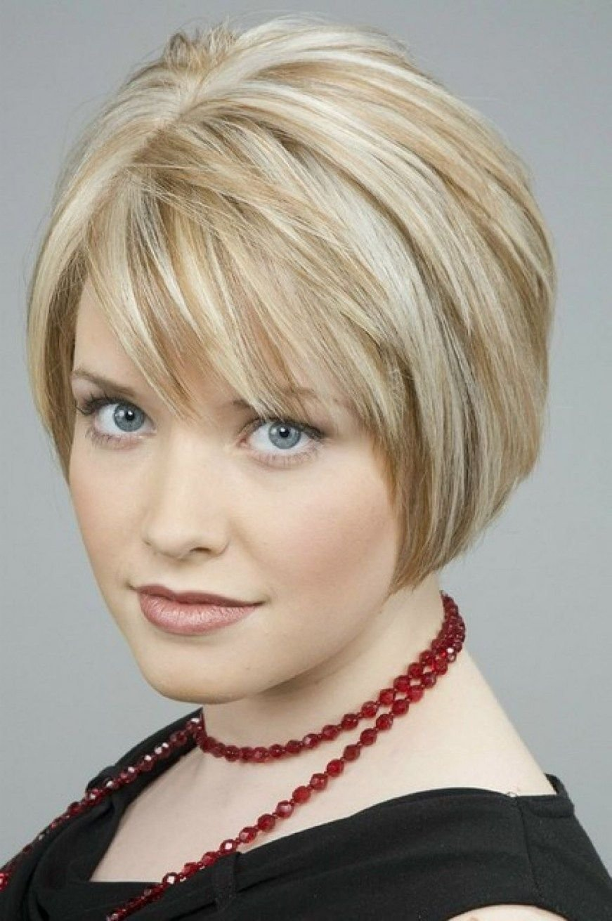 New Short Layered Bob Hairstyles For Thin Hair Hairstyles Ideas With Pictures