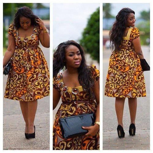 New Latest Ankara Maternity Styles Ideas With Pictures