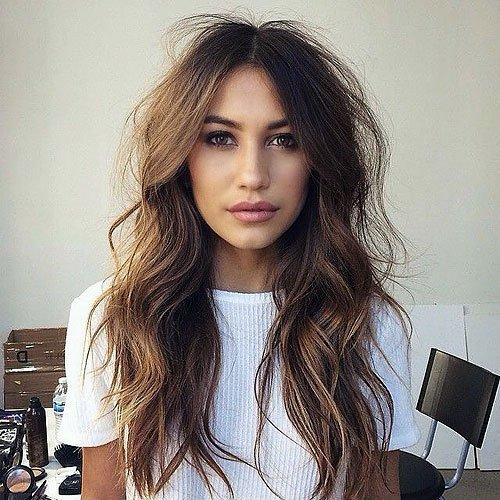 New 40 Long Hairstyles And Haircuts For Fine Hair With An Illusion Of Thicker Locks Ideas With Pictures