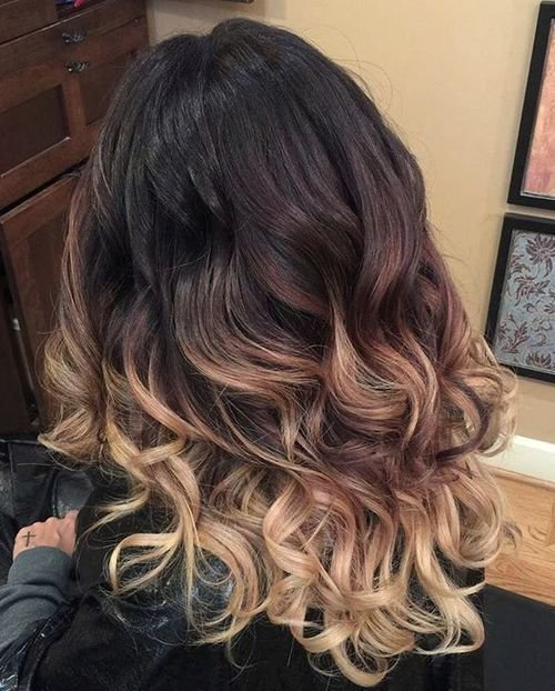 New 40 V*V*D Ideas For Black Ombre Hair Ideas With Pictures