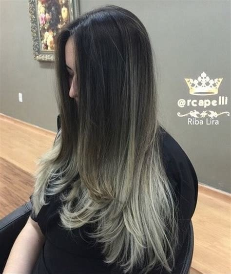 New Sleek And S*Xy Hair Beauty With Ombre Straight Hair Ideas With Pictures