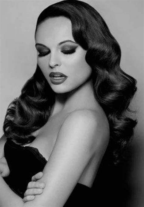 New 1950S Hairstyles For Long Hair Best Long Haircuts For Ideas With Pictures