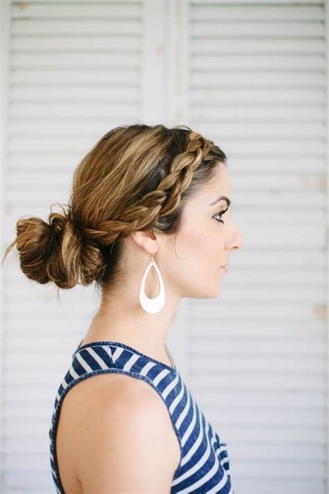 New Beauty 3 Easy Hairstyles For Moms Lauren Mcbride Ideas With Pictures