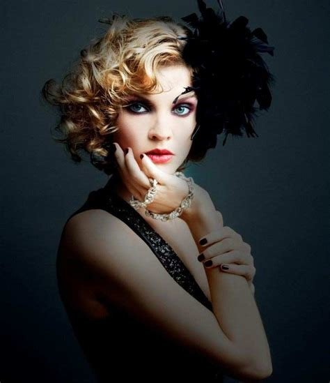 New 30 Brilliant 20S Hairstyles For Short Hair Louis Palace Ideas With Pictures