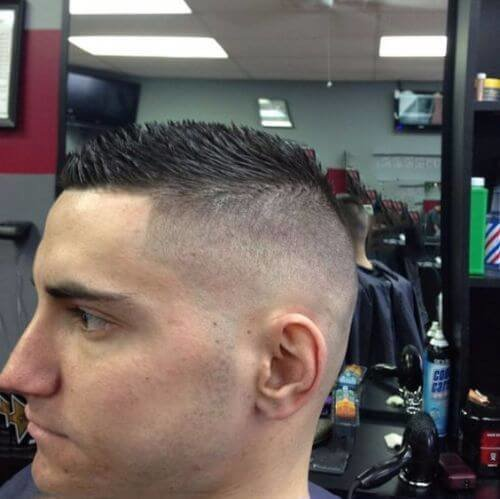 New 60 Military Haircut Ideas For That Disciplined Look Ideas With Pictures
