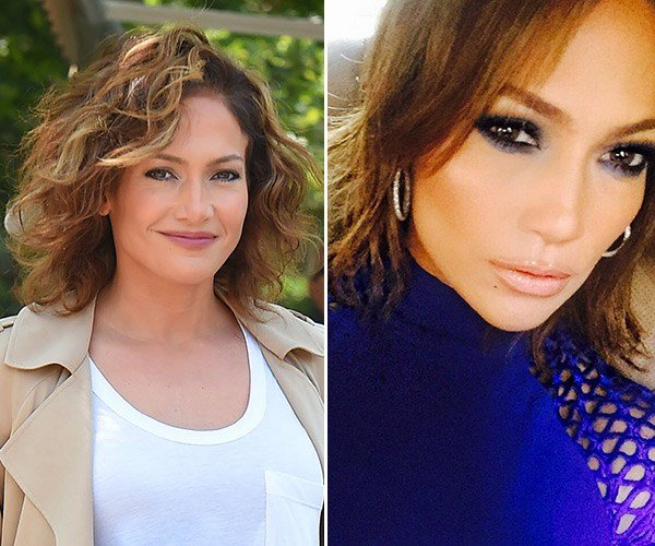 New Pic Jennifer Lopez's Hair Cut — S*Xy Sh*G On Instagram Ideas With Pictures