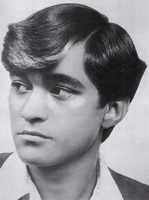 New 1960S And 1970S Were The Most Romantic Periods For Men's Hairstyles Bored Panda Ideas With Pictures