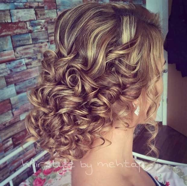New 31 Most Beautiful Updos For Prom Stayglam Ideas With Pictures