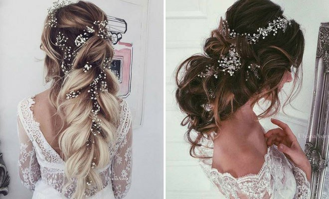 New 23 Romantic Wedding Hairstyles For Long Hair Stayglam Ideas With Pictures