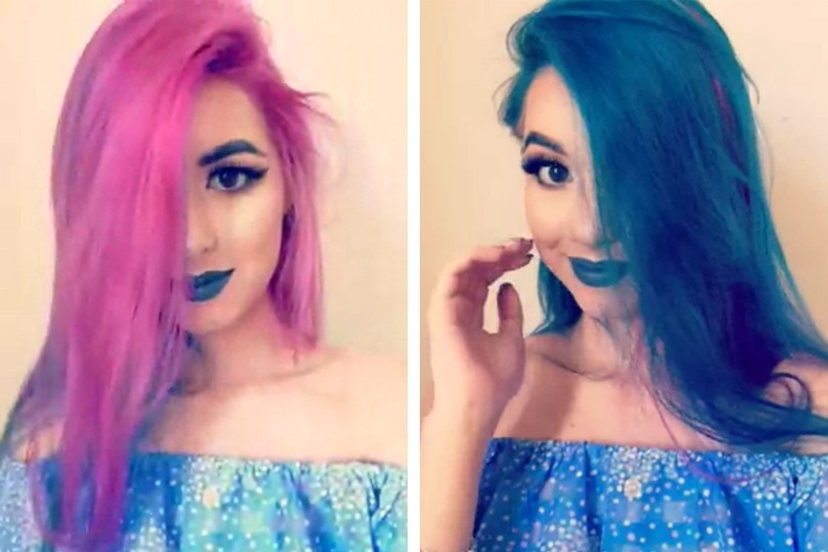 New This Color Changing Hair Is The Most Magical Instagram Ideas With Pictures