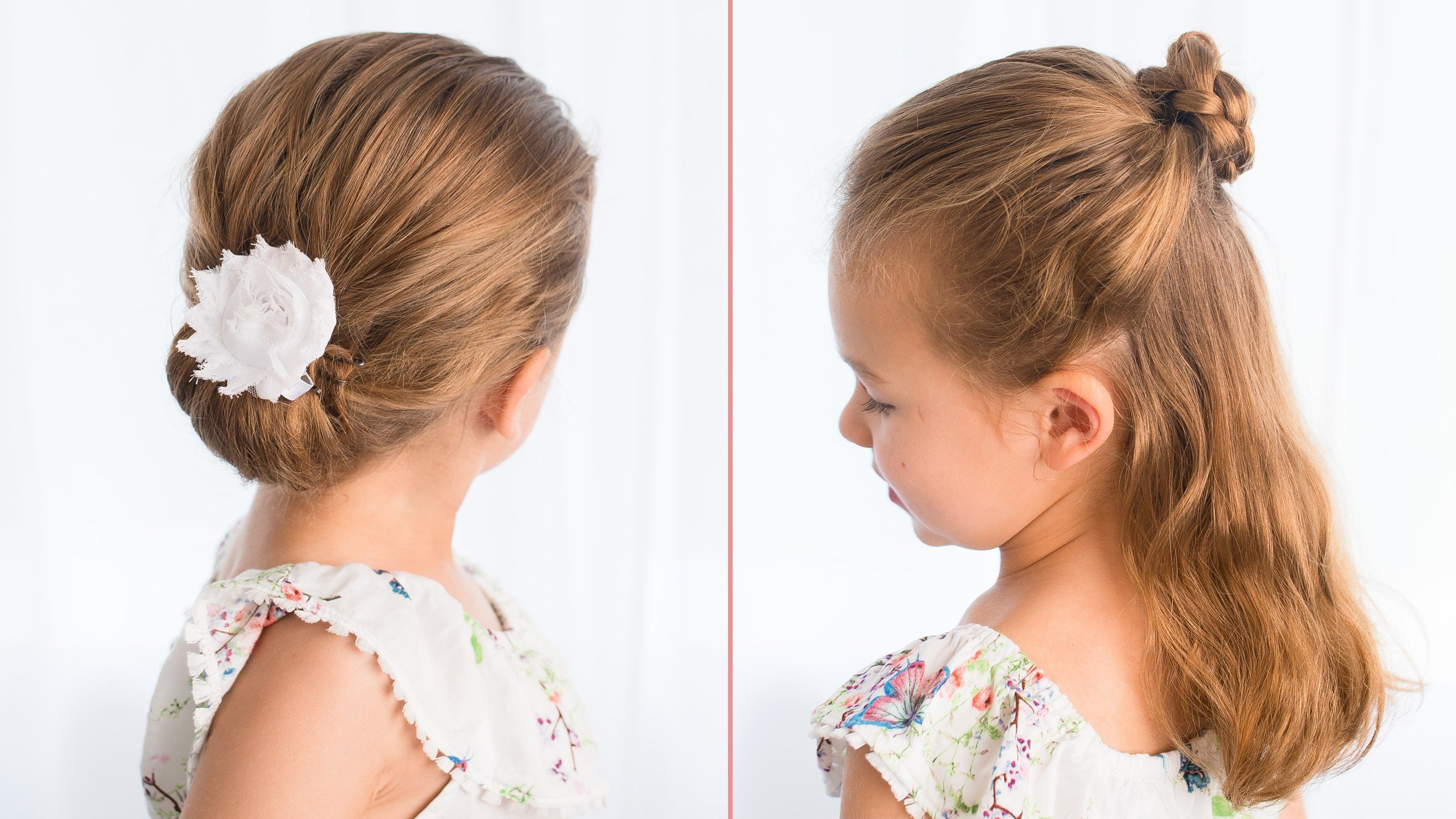 New Easy Hairstyles For Girls That You Can Create In Minutes Ideas With Pictures