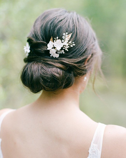 New 55 Simple Wedding Hairstyles That Prove Less Is More Ideas With Pictures