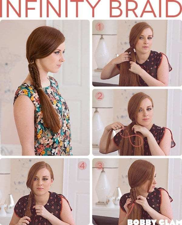 New Do It Yourself Trendy Braided Hairstyle Ideas With Pictures