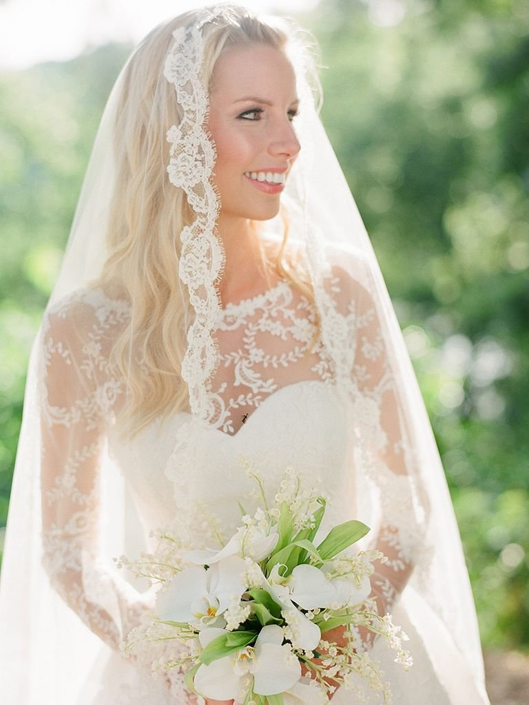 New 20 Wedding Hairstyles For Long Hair With Veils Ideas With Pictures