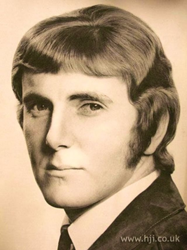 New 1970S The Most Romantic Period For Men S Hairstyles Vintage Everyday Ideas With Pictures