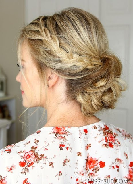 New Totally Stunning Formal Hairstyles The Haircut Web Ideas With Pictures