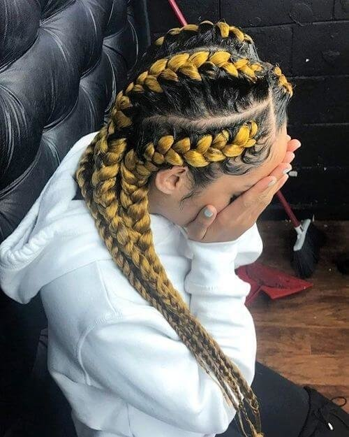 New Box Braids Hairstyles These Are The Hottest Ideas For 2019 Ideas With Pictures