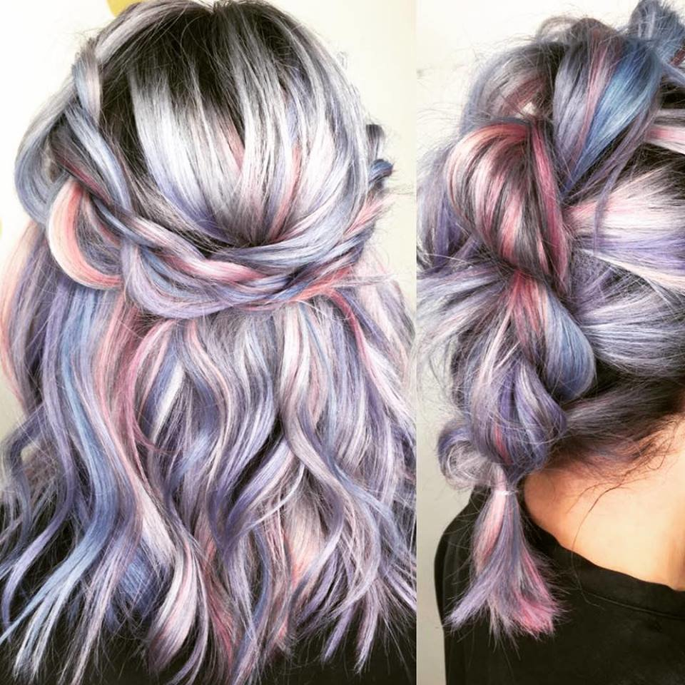 New Hair Color Trends 2019 Top Trendy Colors Of Hair Fashion 2019 Ideas With Pictures