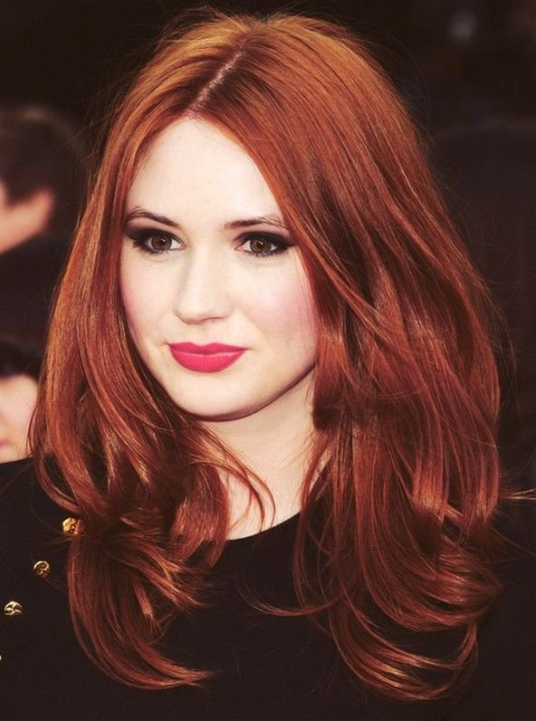 New Women Red Hair Color Ideas 2015 Ideas With Pictures