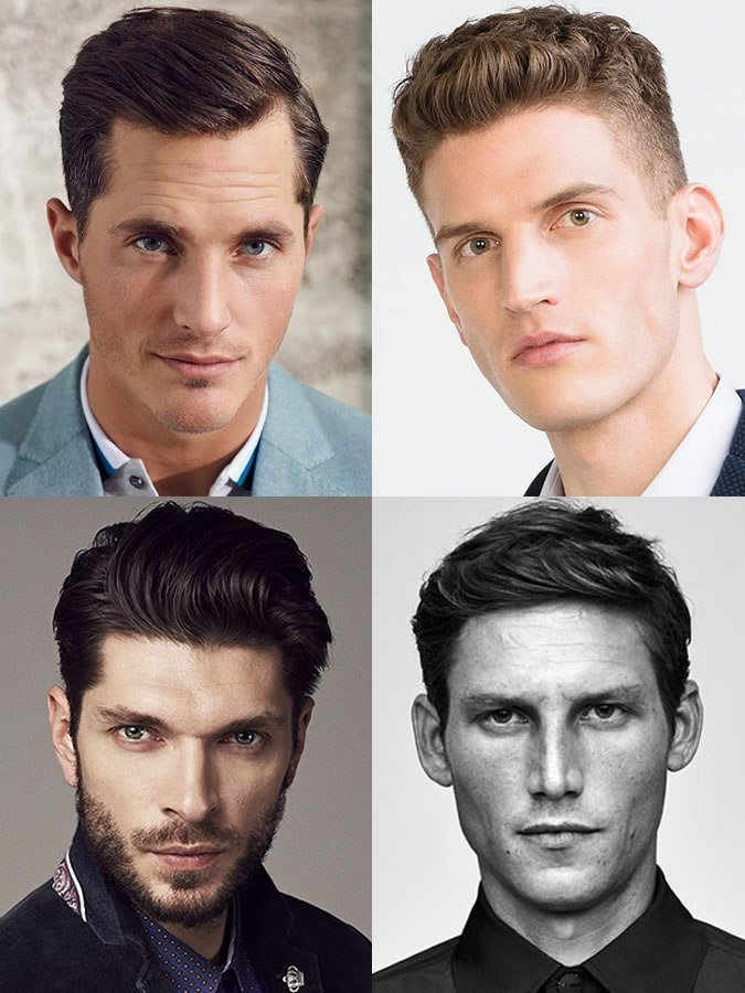 New How To Choose The Right Haircut For Your Face Shape Ideas With Pictures