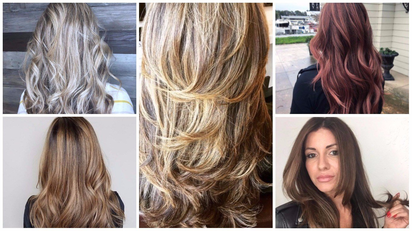 New Hair Color Trends 2019 Archives Hairstyles 2019 New Ideas With Pictures