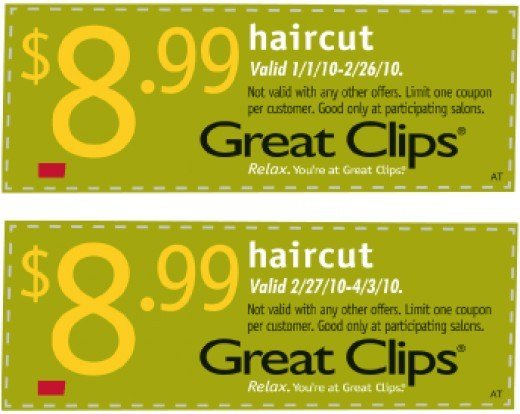 New Great Clips Coupon Hubpages Ideas With Pictures