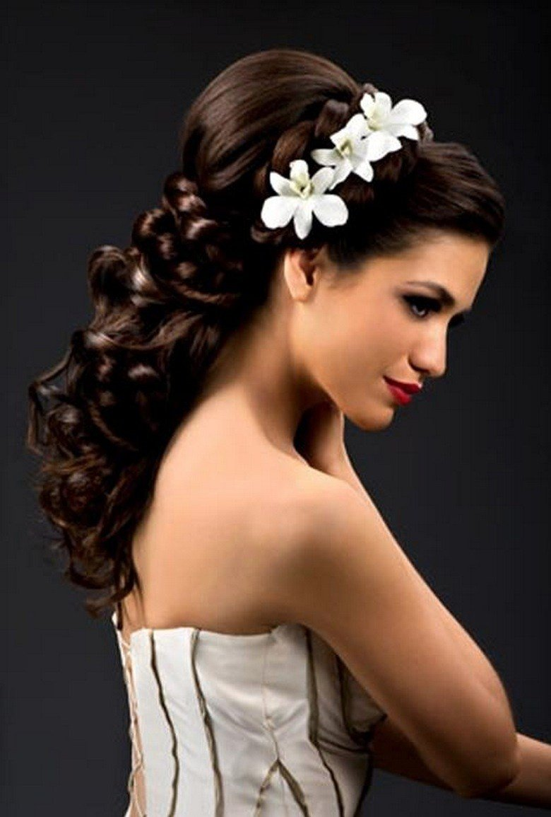 New Pick The Best Ideas For Your Trendy Bridal Hairstyle Ideas With Pictures