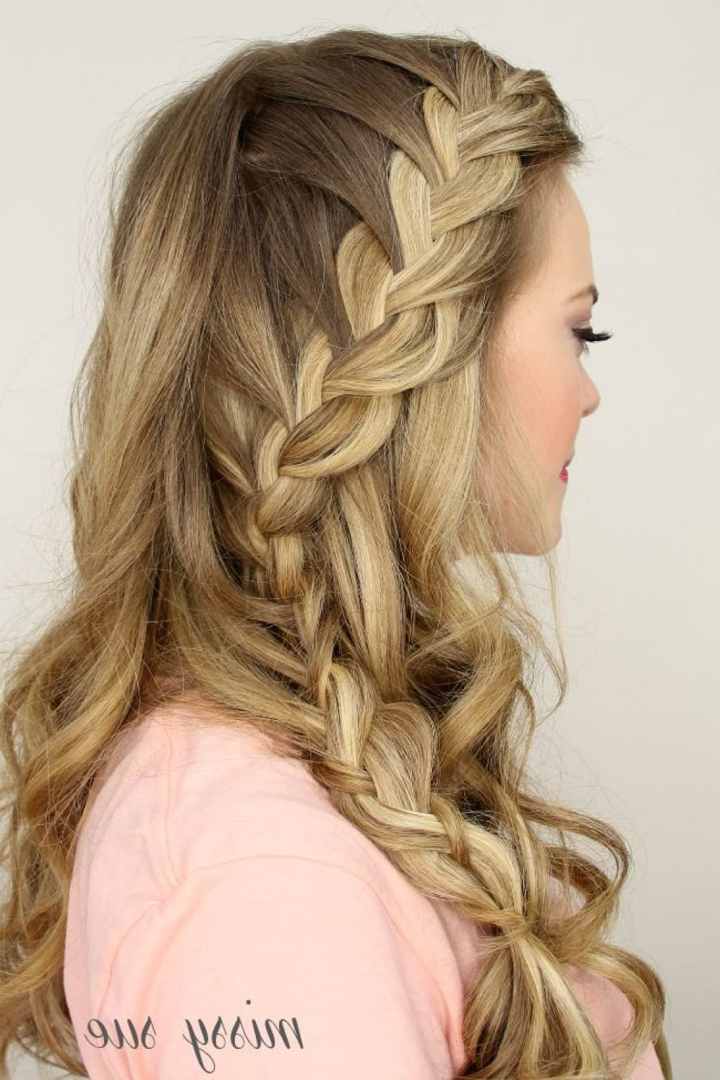 New Cute Hairstyle Ideas For Long Hair Hairstyle For Women Man Ideas With Pictures