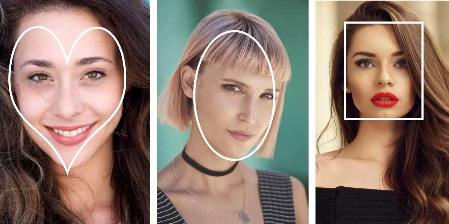 New The Best Hairstyle For Your Face Shape – Hair Tips Matrix Ideas With Pictures